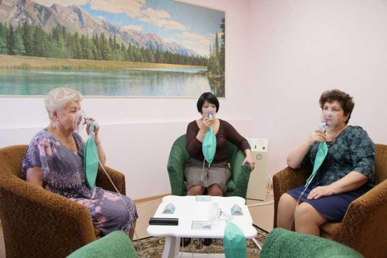 Ахтубинцы отдыхали в центре «Здравушка»
