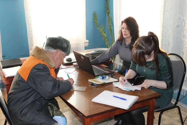 Выездной приём граждан в Ахтубинском районе