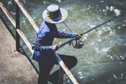 В Астрахани могут ввести ограничение вылова рыбы для рыбаков-любителей
