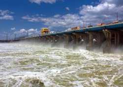 Уровень и температура воды в Астраханской области сегодня
