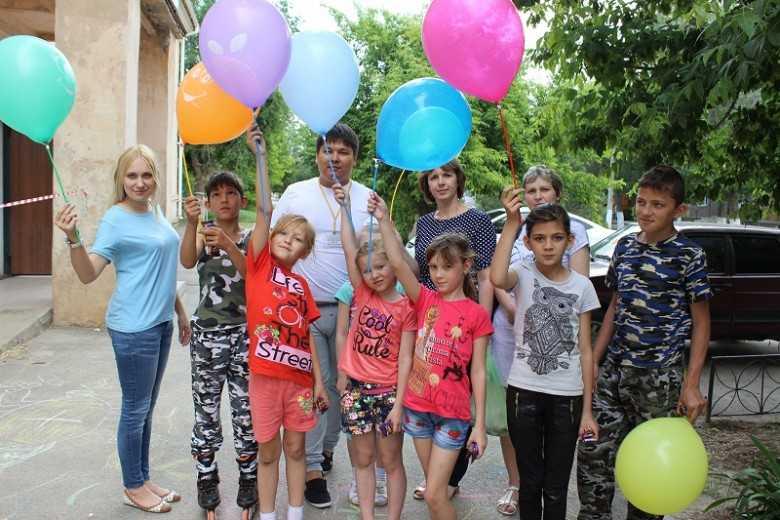 Праздник Детства в Ахтубинском районе