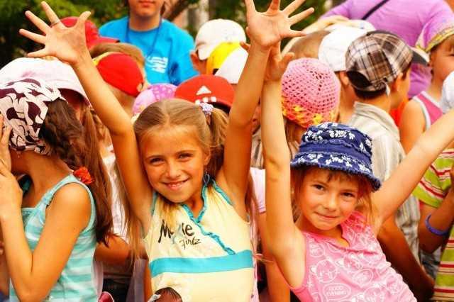 Ахтубинские дети отдыхают в Астраханских лагерях