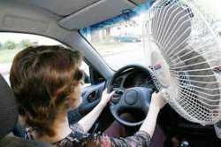 Рекомендации автолюбителям во время жары