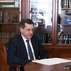Александр Жилкин: Нам нужно сохранить региональное телевещание