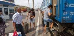 Из Астрахани в Адлер пустили летний поезд