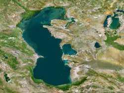 Путин определил статус Каспийского моря