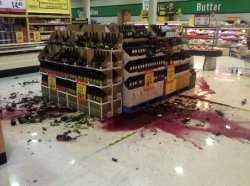 Как быть, если вы разбили товар в супермаркете?