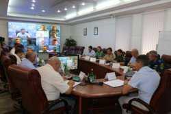 Рабочее совещание Губернатора Астраханской области