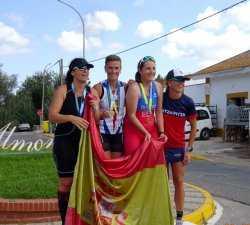 Астраханка Виктория Журавель завоевала 18 медалей на соревнованиях в Италии