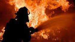 Сгоревший дотла в Астраханской области рынок восстановят