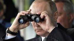 Президент Путин взял Астраханскую область под личный контроль