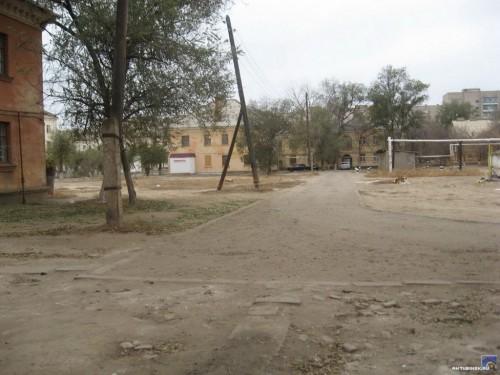 Двор переулка Ульяновых