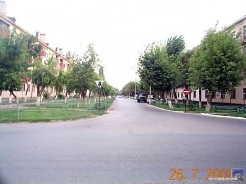 Улица Жуковского