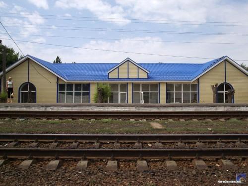 Станция Владимировка